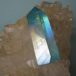 Aqua Aura Kristalpuntje 2