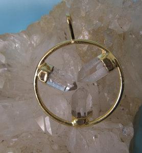 Bergkristal Hanger 3