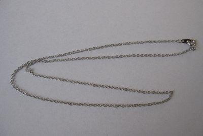 Metalen Ketting 42 cm