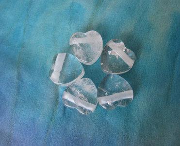 Bergkristal Hartje Kraal