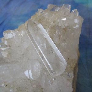 Bergkristal Massage Staaf