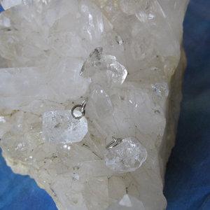 Herkimer Diamant Hanger Klein