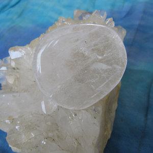 Bergkristal Handsteen 2